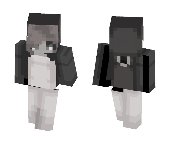 Black pearl |skin for friend - Female Minecraft Skins - image 1