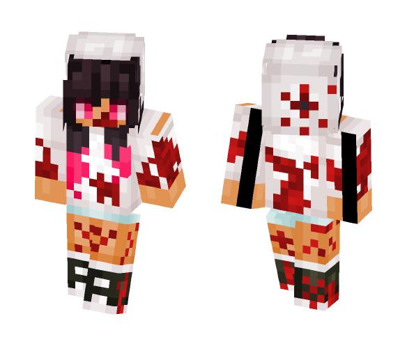 Killer Pink - Female Minecraft Skins - image 1