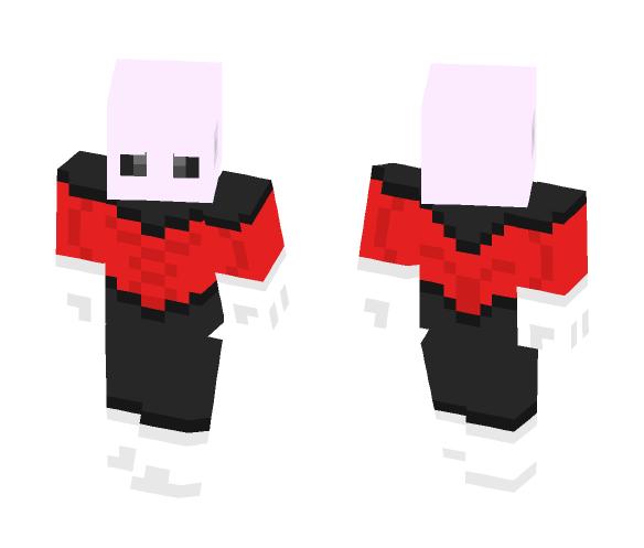 Jiren the gray - Male Minecraft Skins - image 1