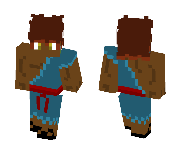 Bokuda - Male Minecraft Skins - image 1