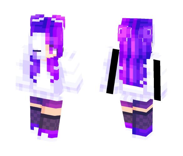 Hyper - Female Minecraft Skins - image 1