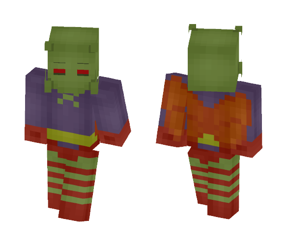 Killer Moth - Male Minecraft Skins - image 1