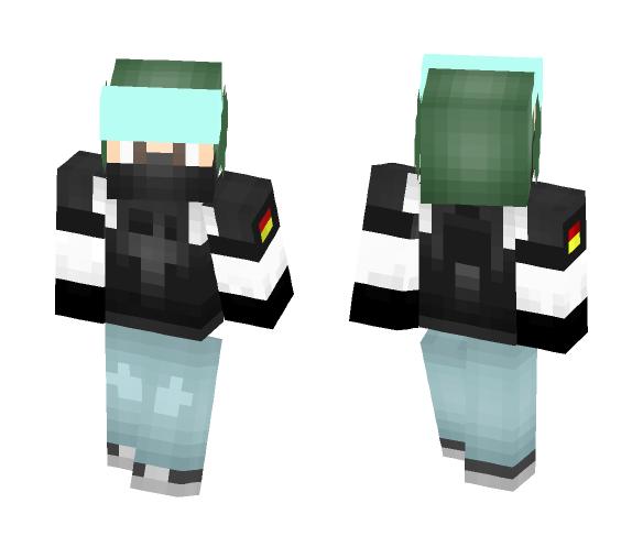 Rainbow Six Seige: Blitz - Male Minecraft Skins - image 1