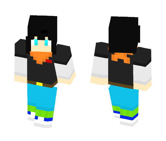 Android #17 - Male Minecraft Skins - image 1