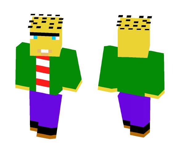 Ed from ed edd n eddy - Male Minecraft Skins - image 1