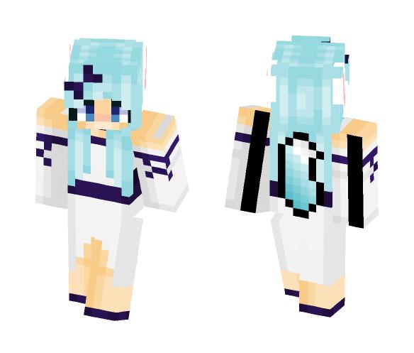 My New MC Skin - Female Minecraft Skins - image 1