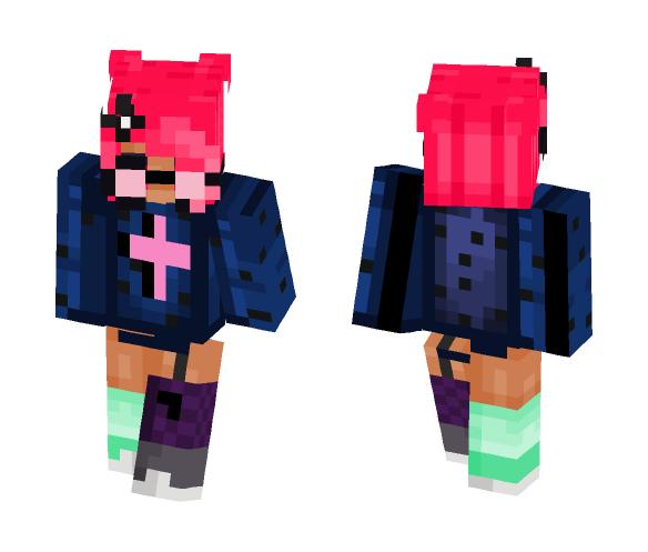 Pastel Pink - Female Minecraft Skins - image 1