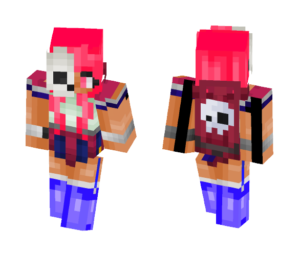 Hero Pink - Female Minecraft Skins - image 1