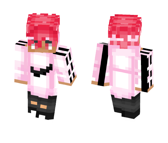 Male Pink - Male Minecraft Skins - image 1