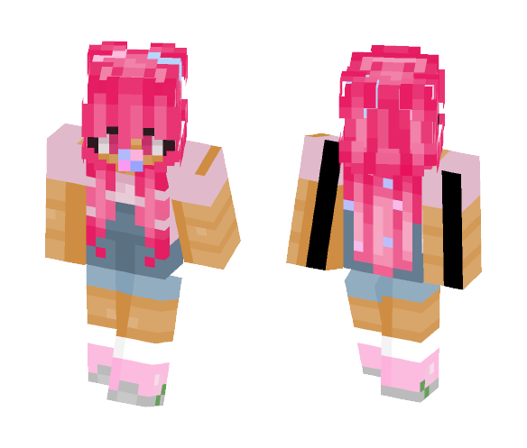 Baby Pink - Baby Minecraft Skins - image 1