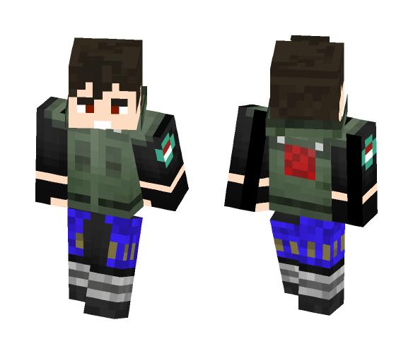 Uchiha Police - Male Minecraft Skins - image 1