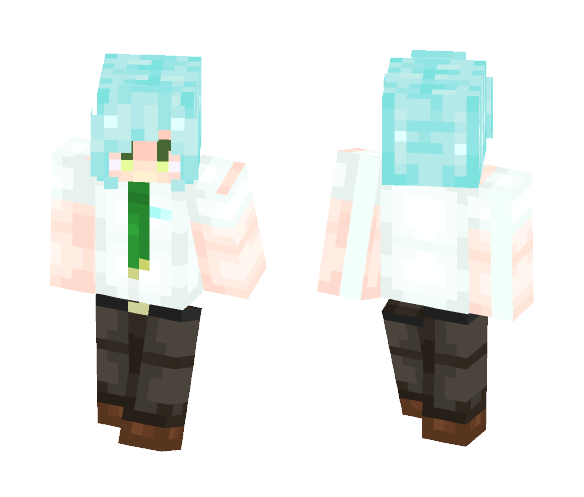 shnk knt - Male Minecraft Skins - image 1