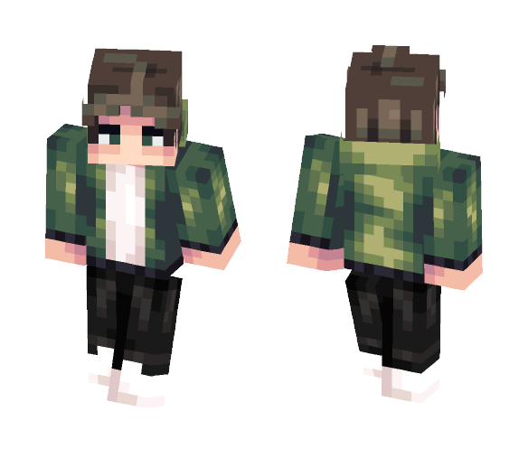 STAHL - Male Minecraft Skins - image 1
