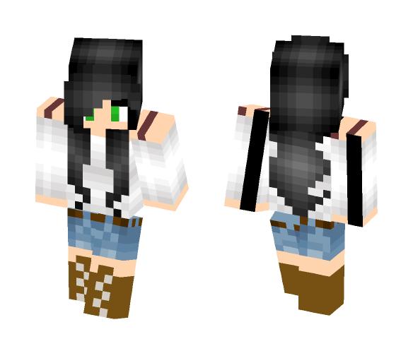 Bootehful - Female Minecraft Skins - image 1