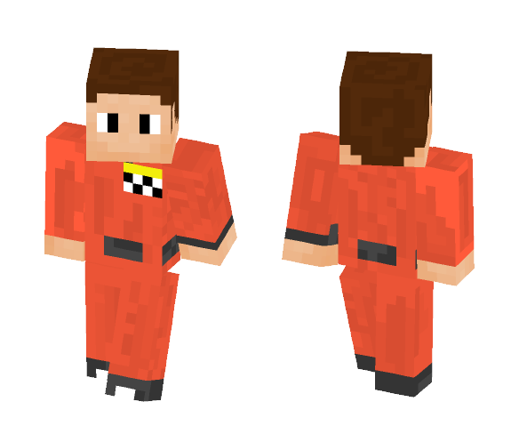 Joel Robinson - Male Minecraft Skins - image 1