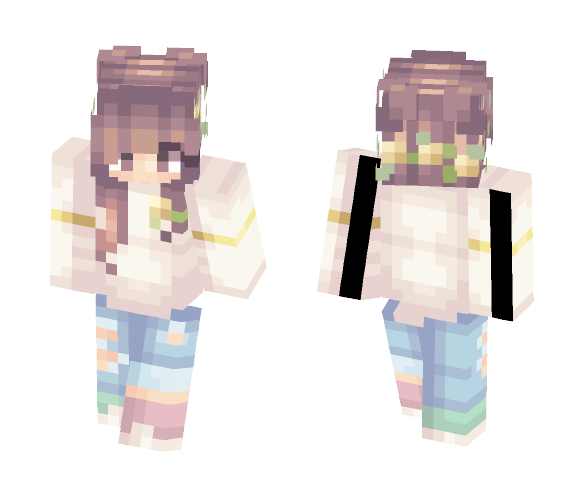 Thoughts - Female Minecraft Skins - image 1