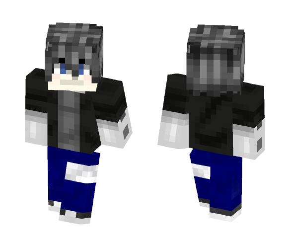 Kiro Danshai (Remasterized 3) - Male Minecraft Skins - image 1