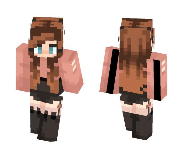 b o o k o ' s Mutation - Female Minecraft Skins - image 1