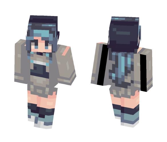 Erode. - Female Minecraft Skins - image 1