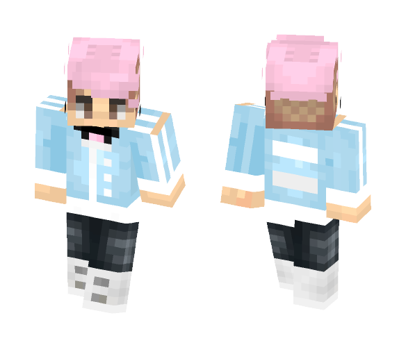 ~new OC*~*Kalen~ - Male Minecraft Skins - image 1