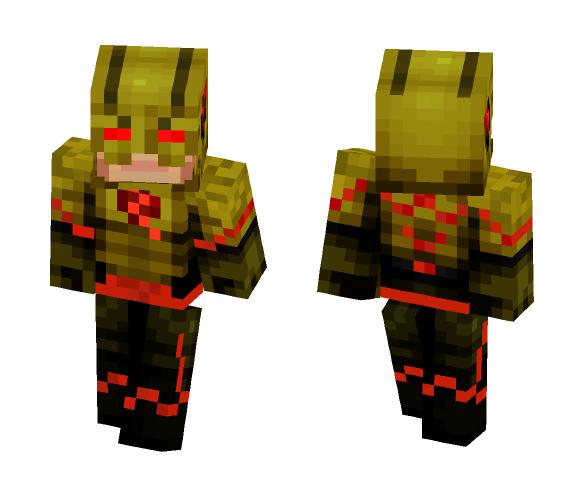 reverse flash - Comics Minecraft Skins - image 1