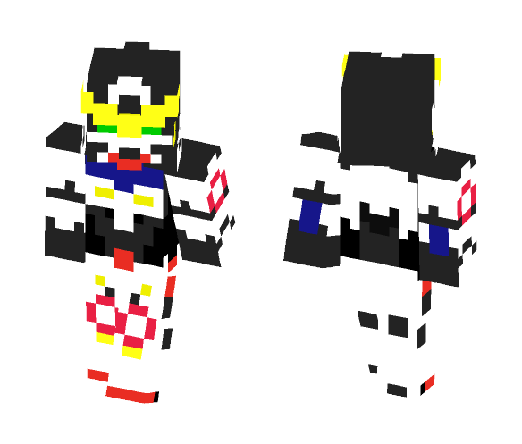 Barbatos - Other Minecraft Skins - image 1