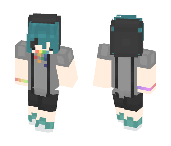 ♕ SWAG ♕ - Male Minecraft Skins - image 1