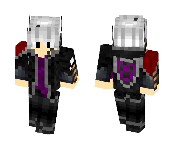 Corruption (WIP) - Male Minecraft Skins - image 1