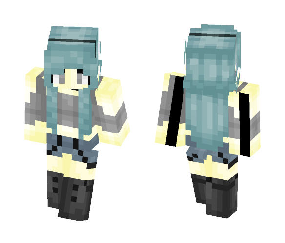 ℒow №te - Female Minecraft Skins - image 1