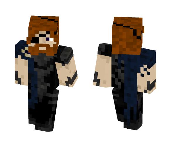 DO NOT USE wyatt steelfist no arms - Male Minecraft Skins - image 1
