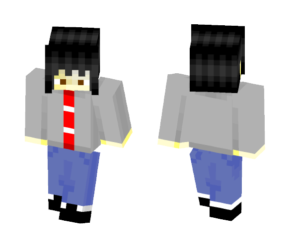 The Adventures of Raquel: Gabe - Male Minecraft Skins - image 1