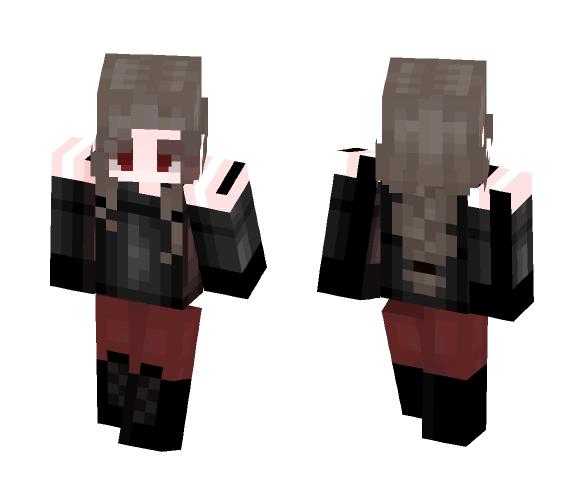Evil - Female Minecraft Skins - image 1