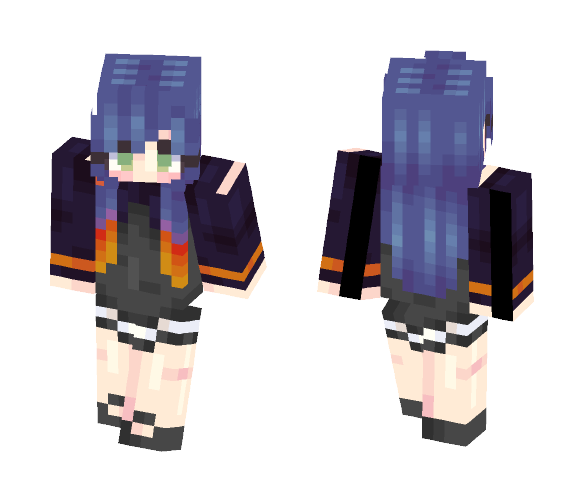 Here 3 finished requests probably - Interchangeable Minecraft Skins - image 1