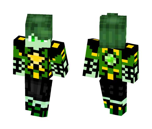 gemsona for a friend - Male Minecraft Skins - image 1