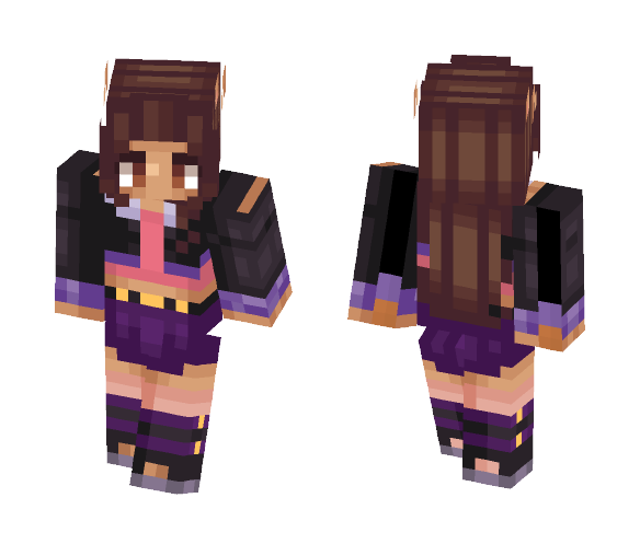 Old Clawdeen - Female Minecraft Skins - image 1