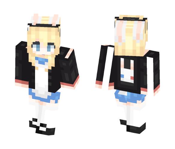 alice + I'm back! - Female Minecraft Skins - image 1