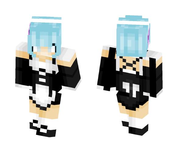 Little maid - Female Minecraft Skins - image 1