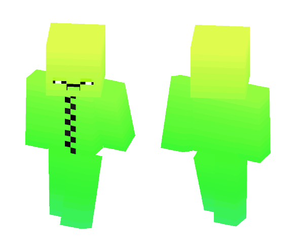 Green Guy Request by greencombos - Other Minecraft Skins - image 1