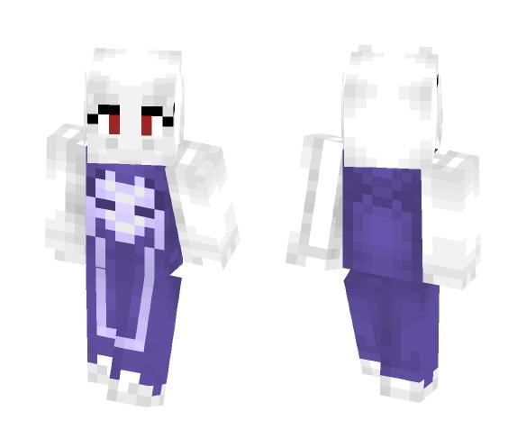 undertale skin - Male Minecraft Skins - image 1