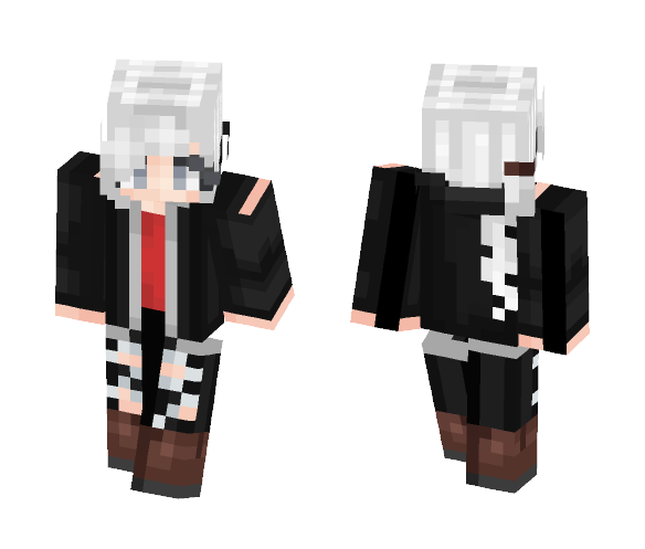 Skin Request - Female Minecraft Skins - image 1