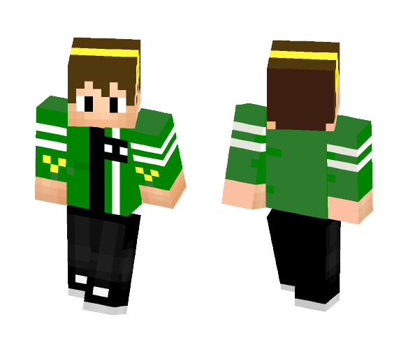 XaerovicCZ - Male Minecraft Skins - image 1