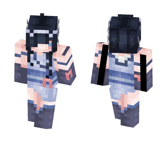 Sumire - OC - Female Minecraft Skins - image 1