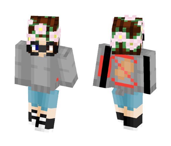 in the name of love -- request - Male Minecraft Skins - image 1