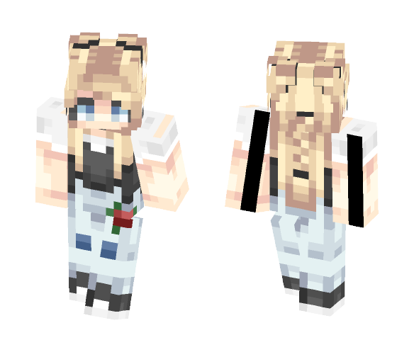 Dirty Laundry - Female Minecraft Skins - image 1