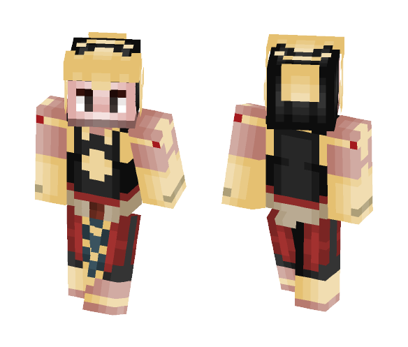 Gatot Kaca -- Request - Male Minecraft Skins - image 1