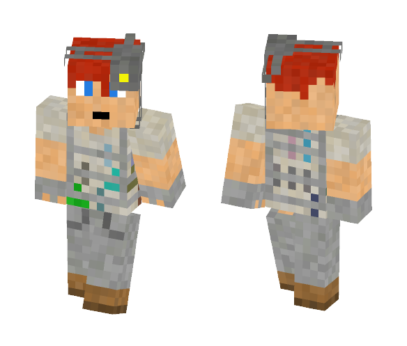 The Field Researcher - Male Minecraft Skins - image 1