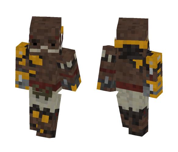Doomfist - Overwatch - Male Minecraft Skins - image 1