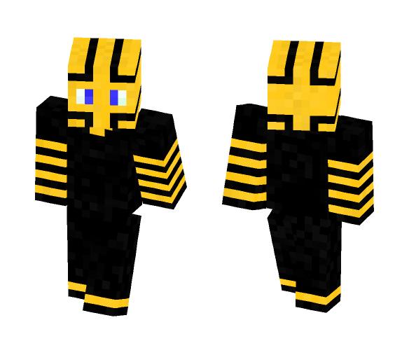 Ninja Cat - Cat Minecraft Skins - image 1