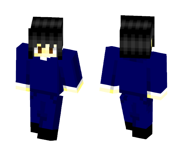 The Adventures of Raquel: Carlo - Male Minecraft Skins - image 1