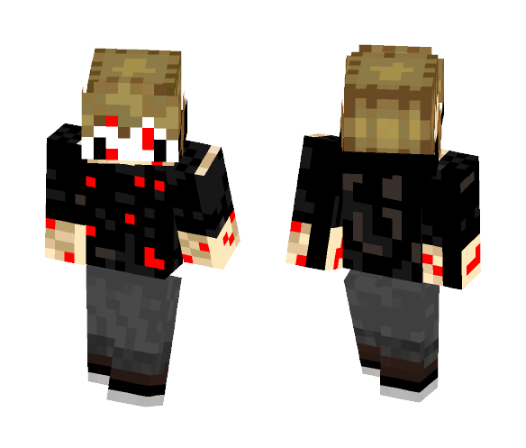 Bloody Leo - Male Minecraft Skins - image 1